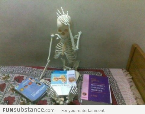 Medical students can relate.Best blog for funny pics! Like us on Facebook for more.