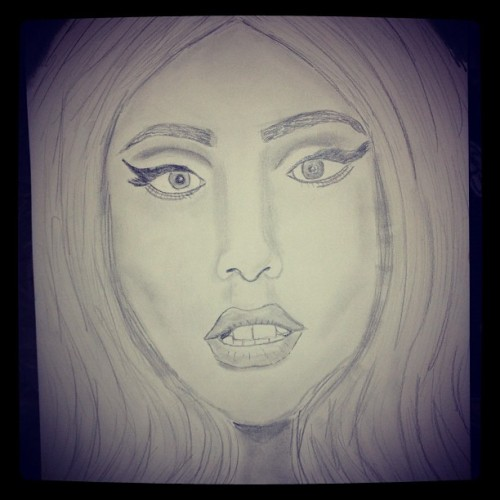 Gaga (Taken with Instagram)