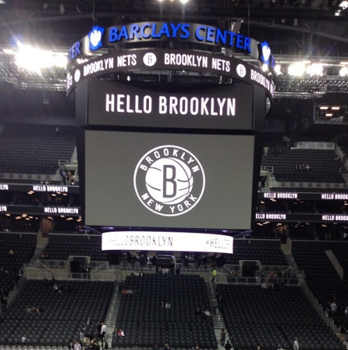 Brooklyn Nets - Barclay Center