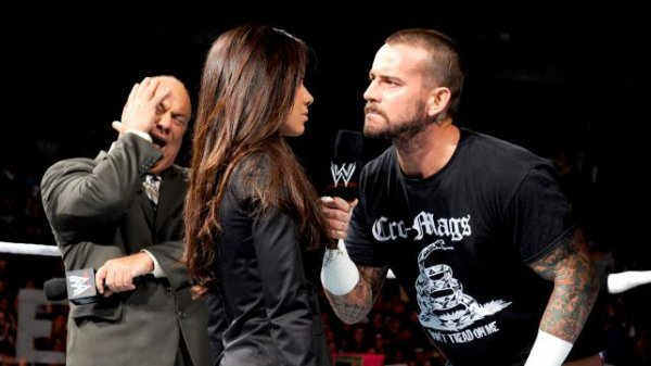 Kudos goes to CM Punk for getting a Cro-Mags shirt onto RAW for at least the first 5 minutes.