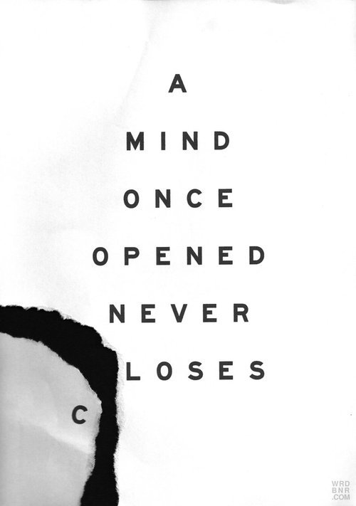 Always Have An Open Mind   Word.