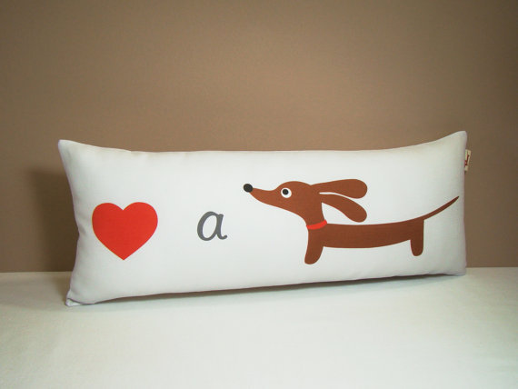 | incidental INSPIRATION | Obie the Dachshund  Obie is an amazing standard dachshund on a mission loose 40lbs. I love Obie and as a tribute to his hard work here are some of the best wiener dog products you can find on Etsy right now! ~amberlee  PS Don't forget to Like Obie on Facebook!