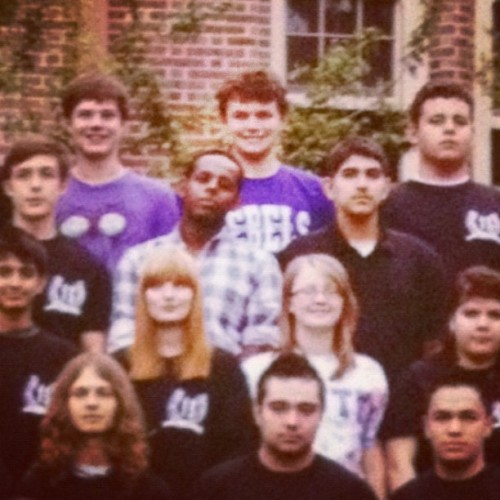 Class pic 2013 all day (Taken with Instagram)