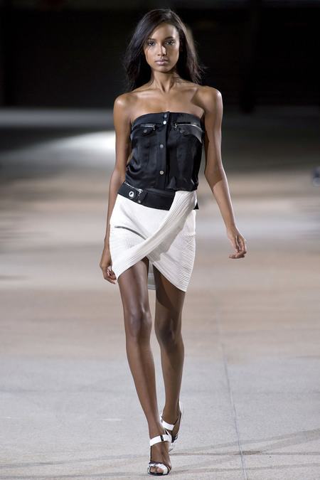 from Anthony Vaccarello Spring/Summer 2013 RTW Collection shown during Paris Fashion Week…