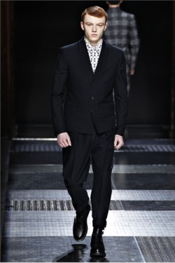 Kris Van Assche Fall Winter 2012 #Menswear