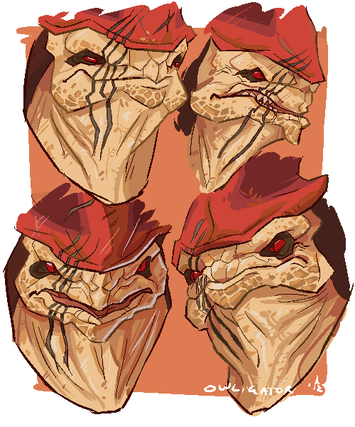 owligator:  Wrex is perfect and I love him ok