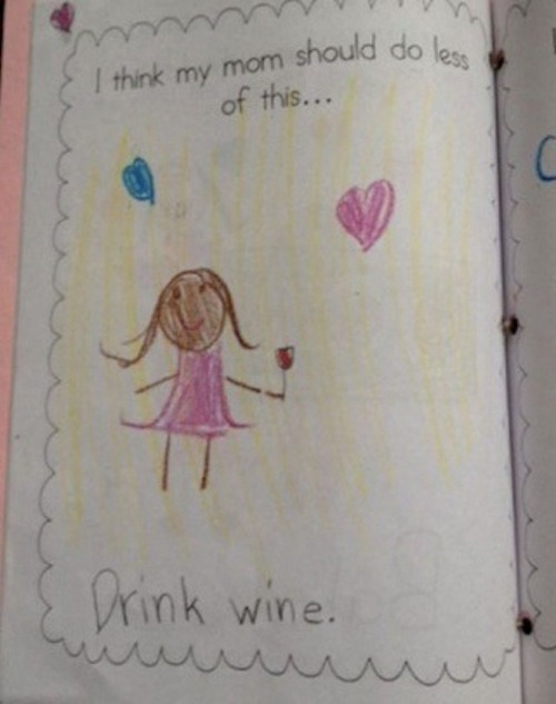 "harvestheart:  The Candid Honesty of Children  So making up a ""worksheet"" like this for my short people - my curiosity is piqued!"