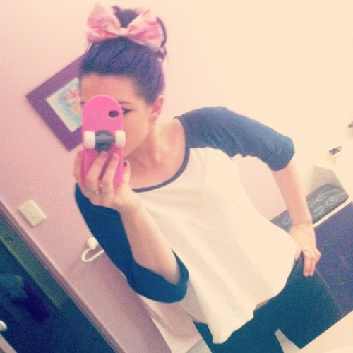 Hello Kitty Hair Bow by @teacuprose_ follow them! (Taken with Instagram)