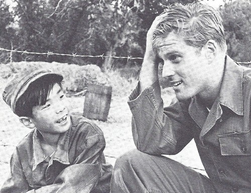 rainorsundance:  War Hunt (1962), Redford's first feature film