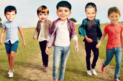we-were-y0ung-and-free:  Baby Direction,Sorry i had to! haha.