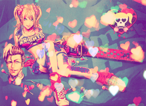 "Original -Lollipop Chainsaw belongs to Grasshopper Manufacture artist is  ""Yamashita Shunya"" edit by Deadjosey <—-click here for more edits/photos/art <—-follow or reblog 。(✿‿✿)。"