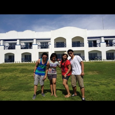 Thunderbird Resorts Poro Point! 😳😳 (Taken with Instagram)