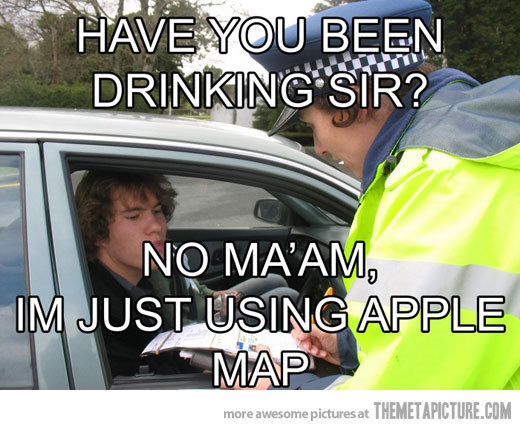 Another Apple Maps Joke (via Times New Geek)