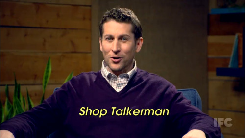 Time to watch all of Comedy Bang! Bang! [IFC TV version] and tear up as each episode begins because it's all too beautiful and then because it's the funniest stuff I've ever seen.