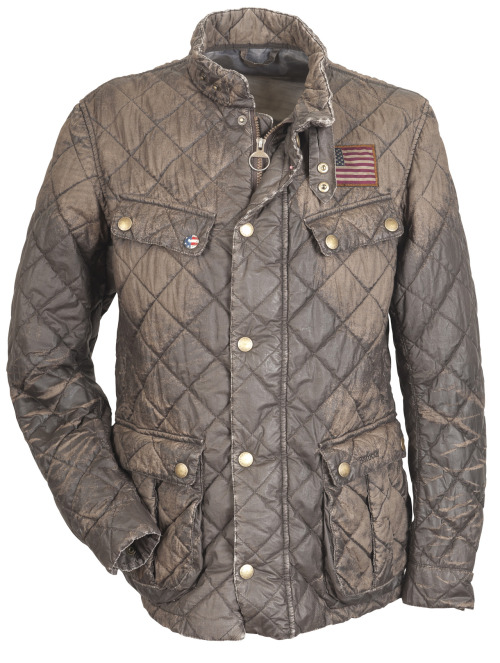 fonrenovatio:  Barbour x Steve McQueen  I Would.  want want want