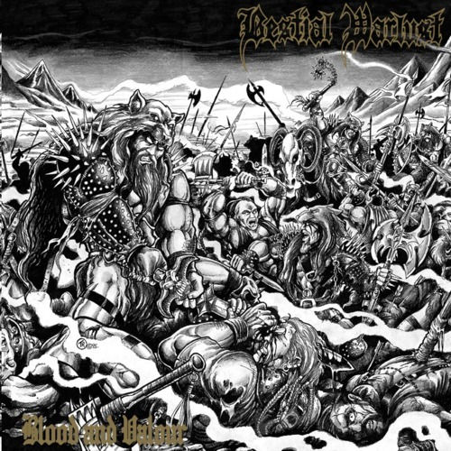 Bestial Warlust - Legion Of Wrath