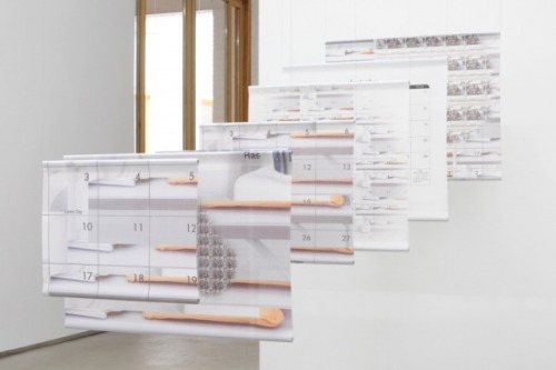 """Domino Effect"" at Catherine Bastide, Brussels"