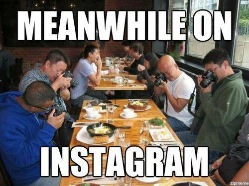 Need a laugh? This blog is just what you need!    Meanwhile, on Instagram…