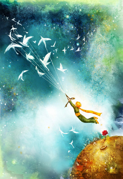 artmonia:  The Little Prince | Woo Hee Kwon