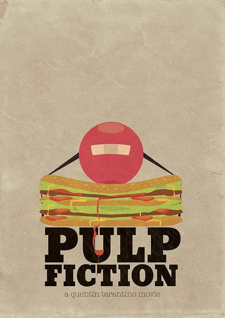 Pulp Fiction by Mads Hindhede