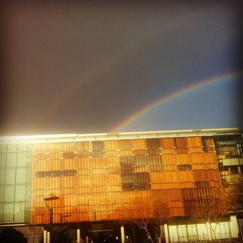 #doublerainbow (Taken with Instagram)