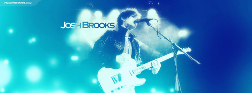 Josh Brooks Facebook Cover