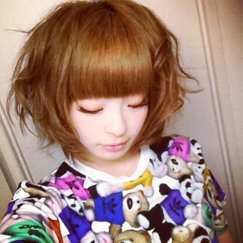 kyarychan:  [8:15 PM] My hair is soOOOOoooo fluffy today