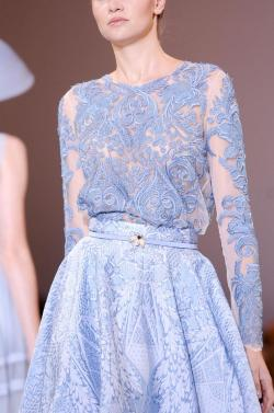 journaldelamode:  London Fashion Week, Temperley London SS 2013