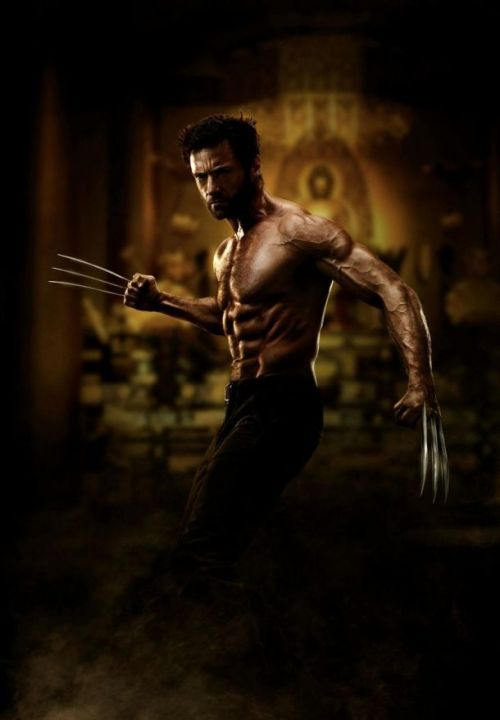 "First Look: Hugh Jackman in ""The Wolverine"""