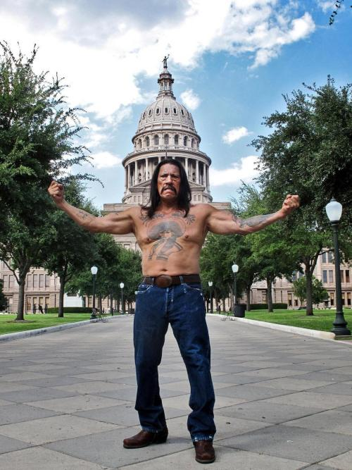 eclipsed:  TREJO FOR PRESIDENT