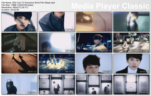 aznbombr1022:  ZE:A Ceci TV Exclusive Short Film Sleep http://www.mediafire.com/?2ga8kisky1s4eki - Mediafire IPod Touch & IPhone Ready Use Quicktime Player or Itunes to watch on the PC