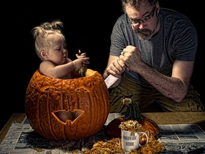 The Best Father/Daughter Portraits Maybe Ever - The Frisky