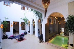 Marrakech Riad Pool