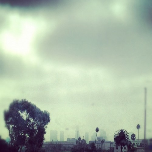 #ghostcity (Taken with Instagram at MATS, LA Headquarters)