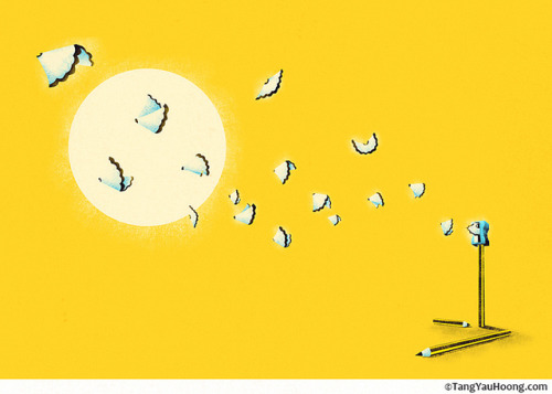 Sharpen Your Imaginations on Flickr.Tang Yau Hoong: Web | Shop | Facebook | Tumblr | Twitter  | Behance