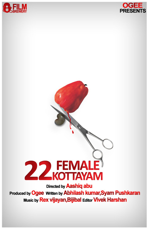 22 Female Kottayam [2012] by Bharath Mohan