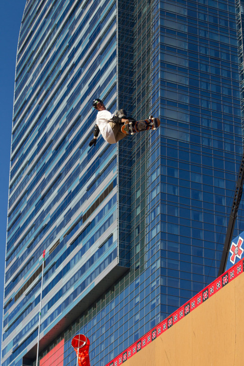 X Games Skate Big Air gold medalist, Mr. Bob Burnquist, breaks down his eco-friendly ways thanks to our friend's at SHFT!