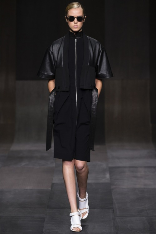 noenespanol:  DAMIR DOMA  Spring 2013 Paris Fashion Week