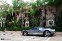 Ford GT Tungsten Limited Edition (por Raphaël Belly)
