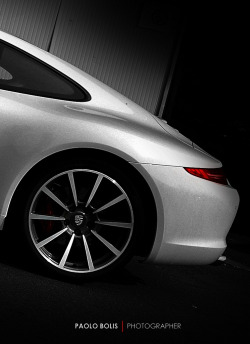The all-new Porsche Carrera S 991 (por PaulB1985)