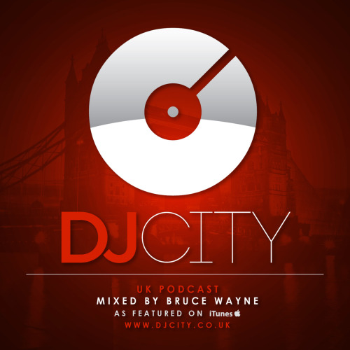 Here is this weeks New DJcity uk Podcast. Oh and i did it.  TRACKLIST  01 Tommy Trash - Cascade (Bruce wayne Edit)02 Ansol & Dyro vs Jordy Dazz & Dannic - Top Of The Fuego (Bruce Wayne Edit)03 NAPT - Bear Bang04 Drop The Lime - Darkness (Sandro Silva Remix) 05 Wolfgang Gartner - Nuke (Somebody That I Used To Know Bruce Wayne Blend) 06 Redlight - Lost In Your Love (DJ Sega Remix)07 DJ B-Stee - Run for Cover 08 French Montana ft Rick Ross, Drake, & Lil Wayne - Pop That 09 Dada Life - Happy Violence (Drankenstein Trap Remix)10 Hardwell - Spaceman (DJ Carnage Trap Remix)11 Kanye West ft Big Sean & Jay-Z - Clique 12 Kanye West ft Talib Kweli & Common - Get Em High - DJcity Throwback Edit 13 Hit-Boy ft Kid Cudi - Old School Caddy Get it here and subscribe  http://itunes.apple.com/gb/podcast/djcity-uk-podcast/id414763203