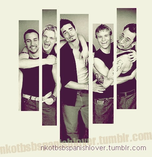 my new sidebar pic! #bsb :) love them!