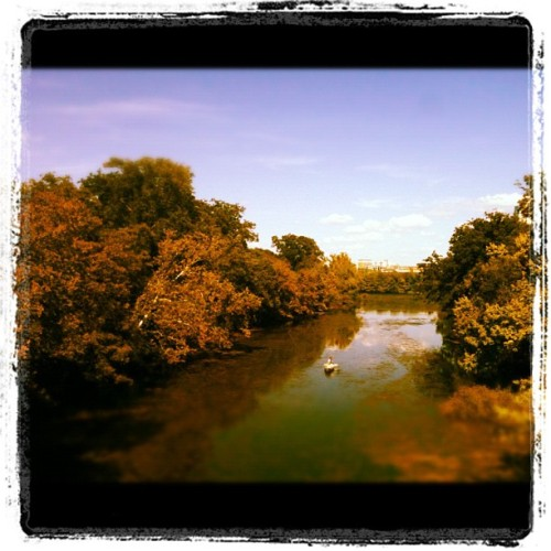 Zilker Park #Austin (Taken with Instagram)