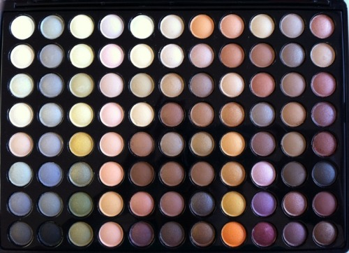 Ending tonight: 88 Neutral Eyeshadow Palette for $10