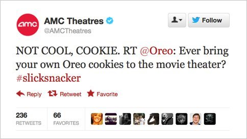 Oreo Gets Dunked by One of the Best Twitter Replies Ever | Adweek (ht colormelauren, adambritten)
