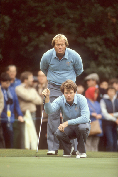 Congratulations to Tom Watson on being named the next Ryder Cup Captain! Will we see Jack as an assistant Captain in 2014? sigolfphotos:  Jack Nicklaus and Tom Watson finished with a 3-0 record as a team at the 1981 Ryder Cup at Walton Heath. The U.S. defeated Europe, 18 1/2 - 9 1/2. GALLERY: Ryder Cup results from 1979-2010 (Credit: Tony Duffy/SI)