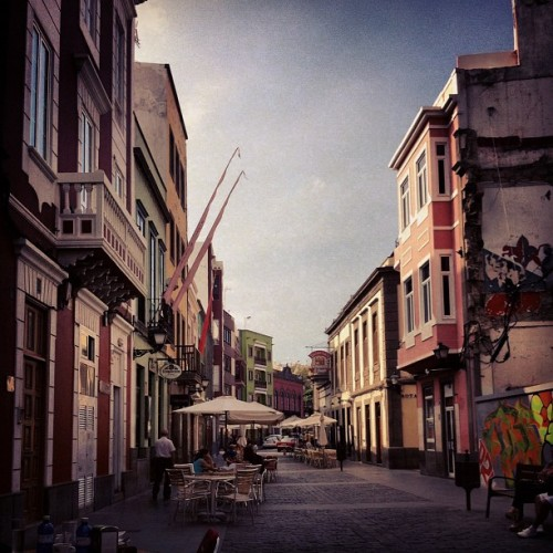 Taken with Instagram at Calle Mendizabal