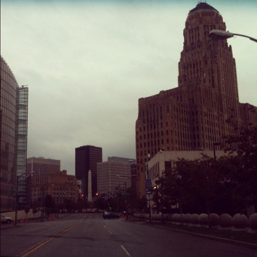 soupraw:  #buffalo (Taken with Instagram)