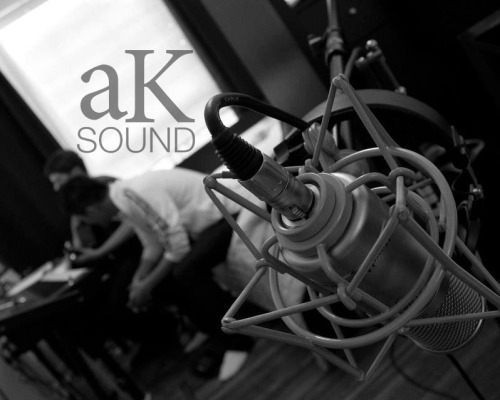 aK SOUND is a music studio located in the heart of Toronto's nightlife; the Annex. The owner/engineer Andrew is dedicated in bringing local talent's music to a new level of expertise and sonic quality.