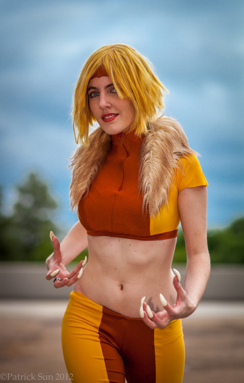 Rule 63 Sabretooth (by Patcave)